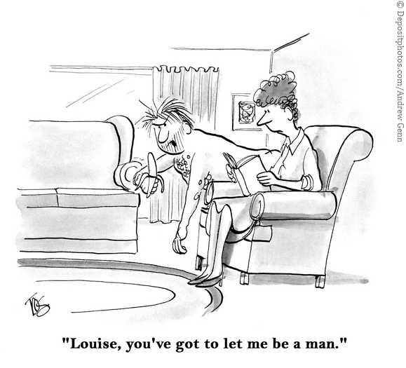 What Men like in Women