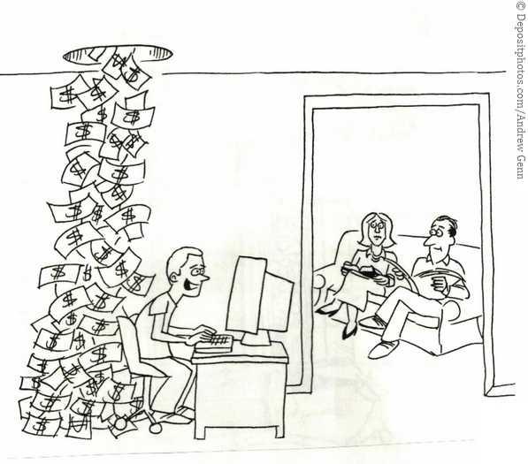 Residual Income Equation